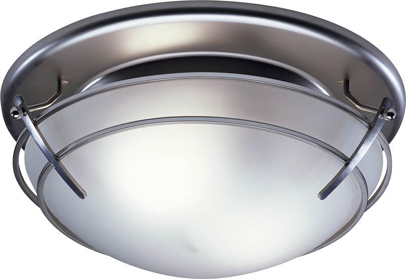 Broan 757SN Decorative Ventilation Fan and Light, 80 CFM 2.5 Sones .