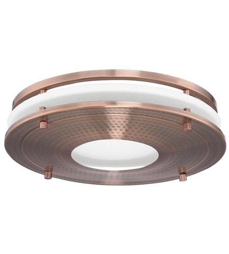 Decorative Hammered Copper Bath Exhaust Fan Retrofit Kit, Vent .