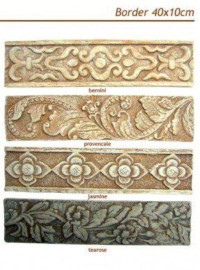 Decorative Ceramic Tile Borders for 2020 - Ideas on Foter .