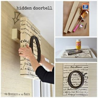 Doorbell Chime Covers for 2020 - Ideas on Fot