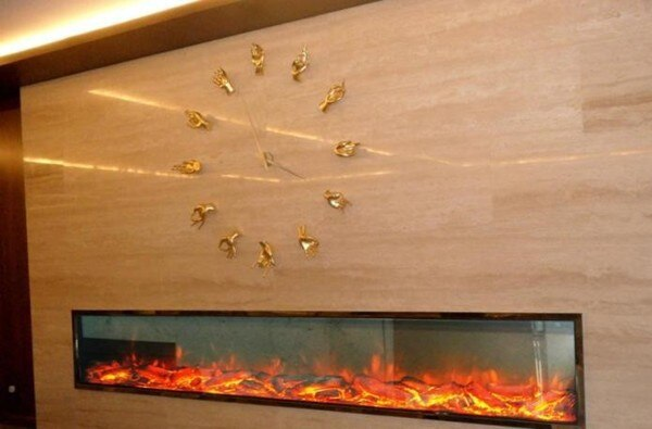 Free shipping to Albania 1800 mm decorative electric fireplace no .