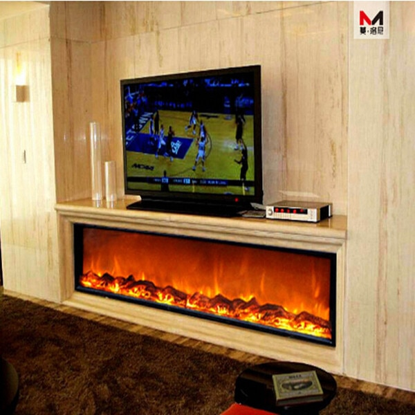 Free shipping to Europe 1800 mm decorative electric fireplace with .