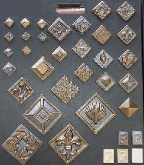 Decorative Tile Inserts - Ideas on Fot