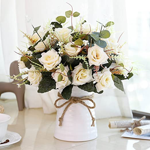 Decorative Flower Arrangements Artificial