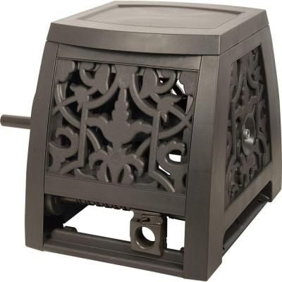 Ames Decorative Hose Reel Box-2391375NL at The Home Depot | Hose .