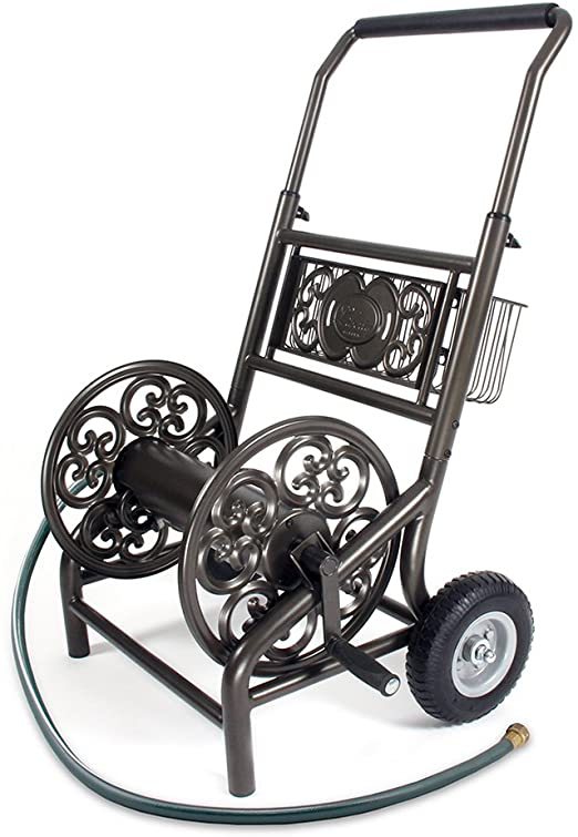 Amazon.com : Liberty Garden 301 Never Flat 2-Wheel Decorative .