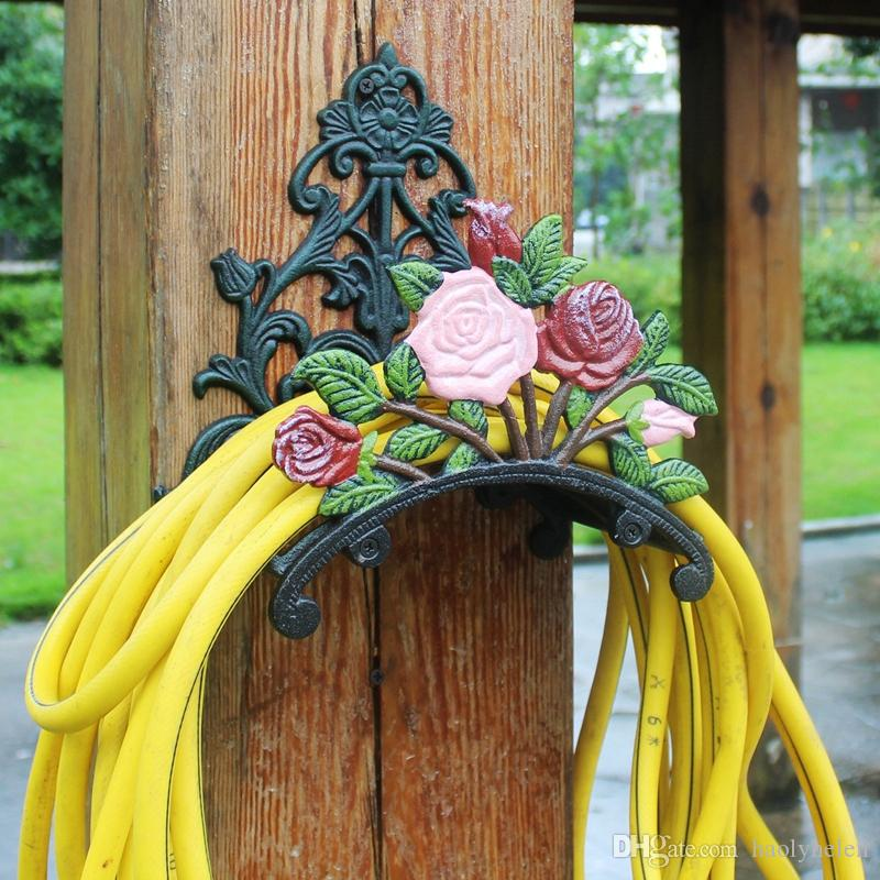 Decorative Garden Hose Reel