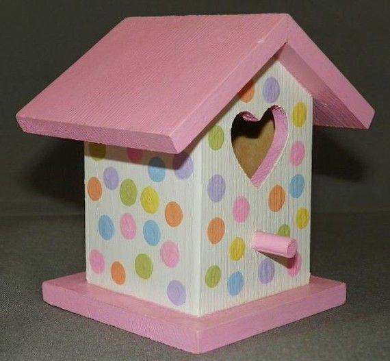 decorative birdhouses for indoors | decorative birdhouses | Hand .