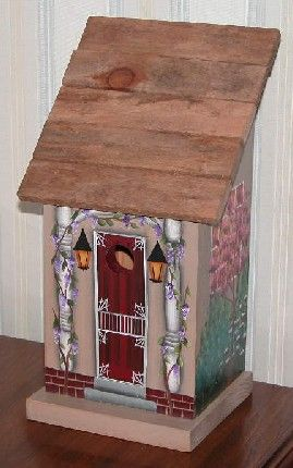 Decorative Bird Houses for Indoors | decorative birdhouse this .