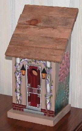 Decorative Bird Houses for Indoors | decorative birdhouse this .