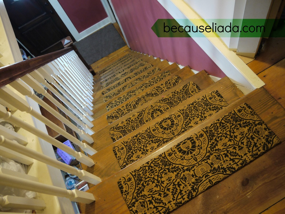 Decorative Indoor Stair Treads