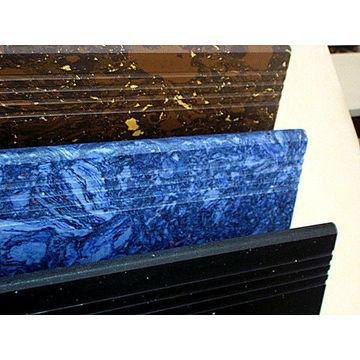 1500x320x20/30/15mm Indoor Granite Look and Marble Look Decorative .