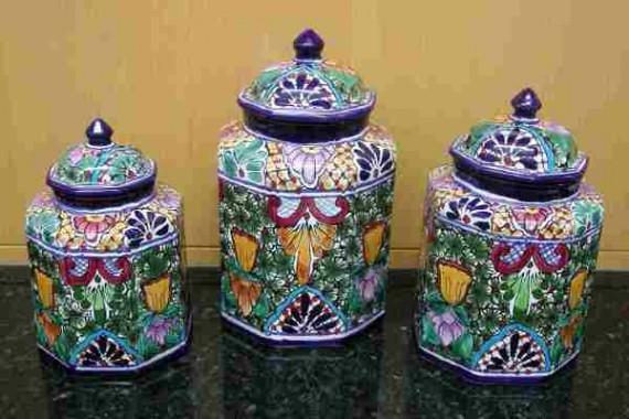 Decorative kitchen canister sets Photo - 6   Kitchen ide