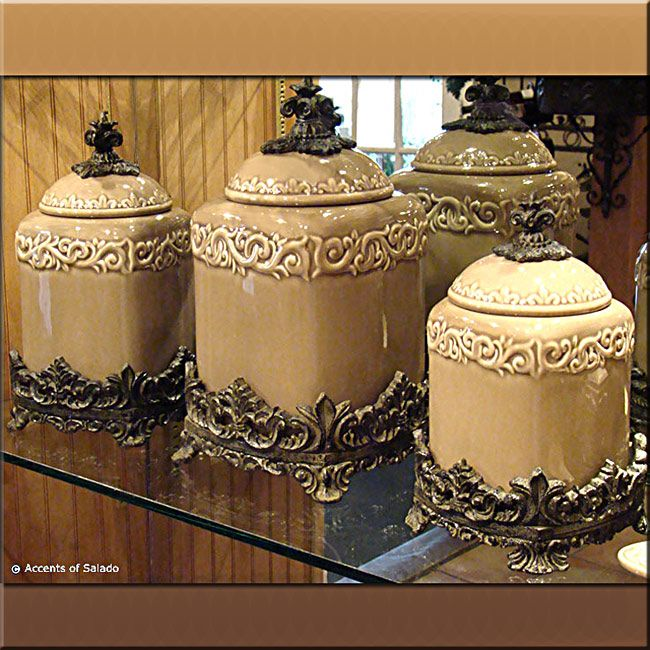 Decorative Kitchen Canisters Sets Images, Where to Buy? » Kitchen .