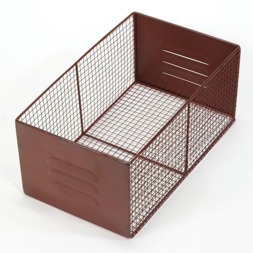 11.25 Quart Metal Decorative Storage Bin at Menards