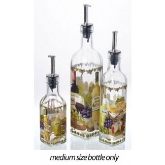 Decorative Oil And Vinegar Bottles - Ideas on Fot