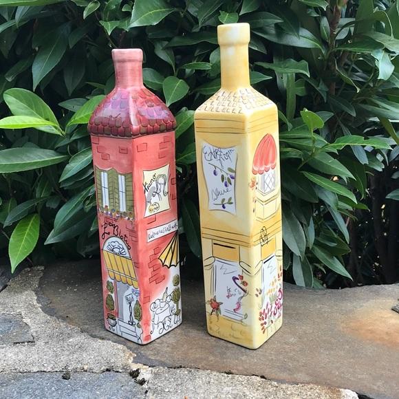 Kitchen   Decorative Olive Oil Bottles   Poshma