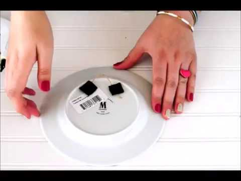 How to hang plates - YouTu