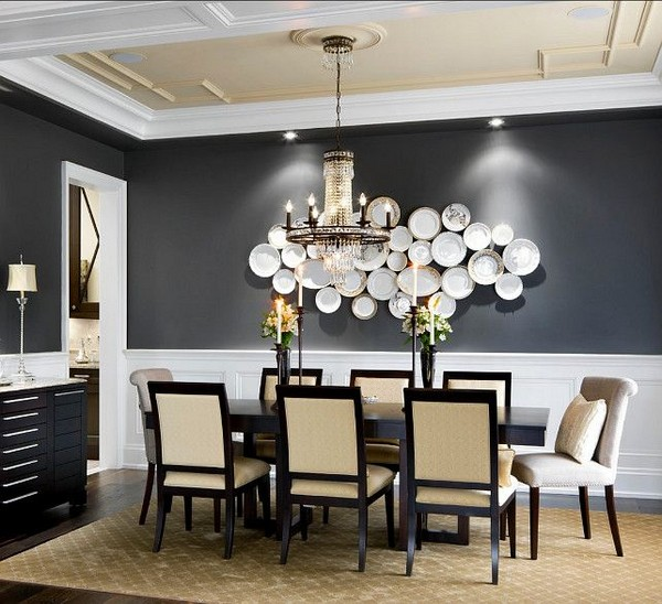 Decorative Plates in Wall Décor: 15 Inspiring Ideas | Home .