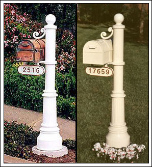 Mailboxes - Residential, Locking, Commercial, Custom, Decorative .