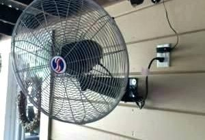 Outdoor Wall Mount Fans Decorative Wall ... | Outdoor remodel .