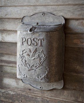 Decorative Wall Mounted Mailboxes - Ideas on Fot