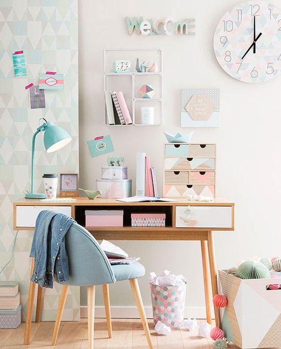 50 Amazing Kid's Desk Ideas - Kids Room Ide