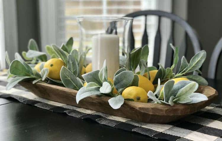 26 Beautiful Decorating Ideas To Celebrate Spring Using Dough Bow