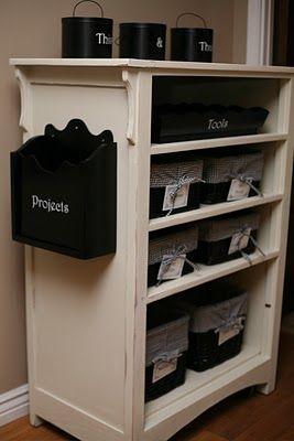 Guest Blogger-My Dear Trash - Reinvented KB | Diy furniture .