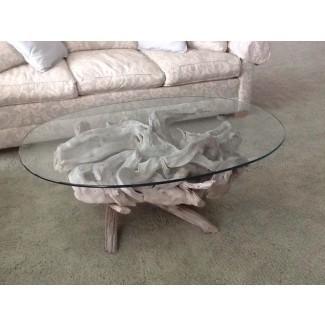50+ Driftwood Coffee Table You'll Love in 2020 - Visual Hu
