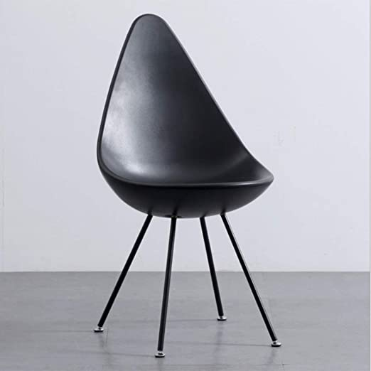 Amazon.com - JIALIZL Dining Room Chair Water Drop Chair Back Chair .