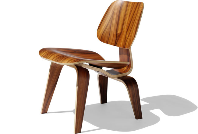 The Eames Lounge Chair Wood (LCW) – ICON IC