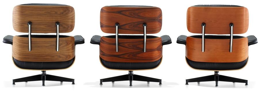 Eames Lounge Chair and Ottoman | Bond Lifesty