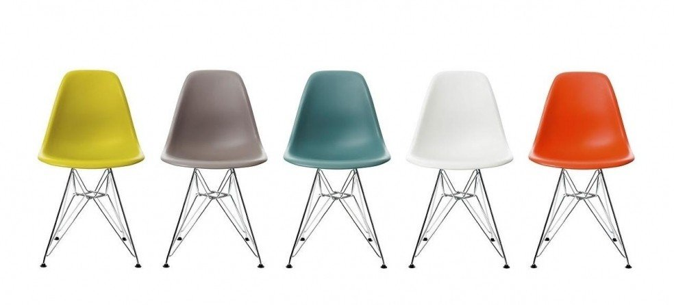 50+ Eames Molded Plastic Chair You'll Love in 2020 - Visual Hu