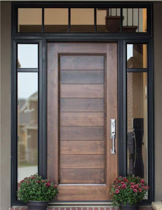 Front Door Update Ideas - Joyful Derivatives | Front door design .
