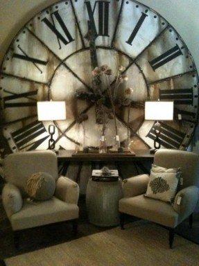 Oversized Decorative Wall Clocks - Ideas on Fot