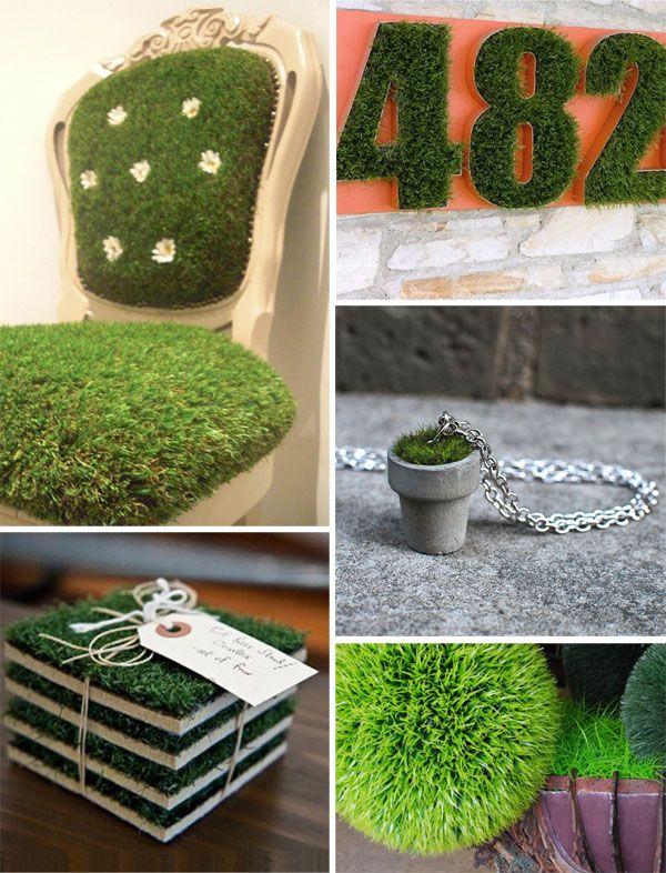 Artificial Grass: Meet The Material - Home Improvement Blog | Diy .