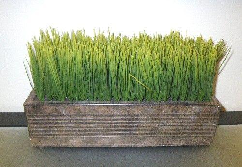 Fake Grass Decor