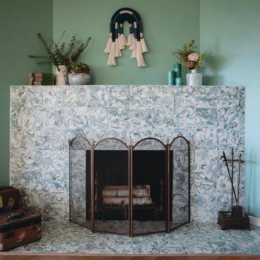 Fireplace Screen Ideas