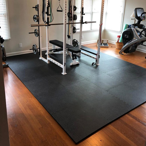 Exercise and Workout Room Floori