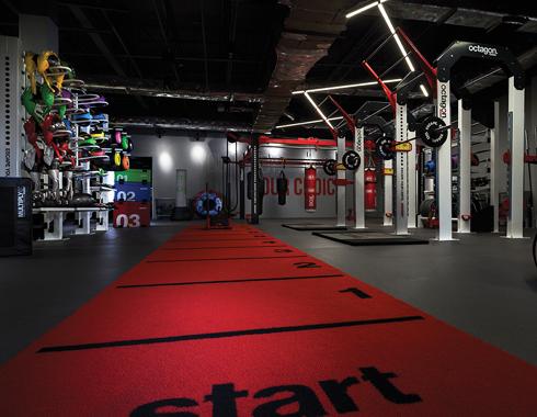 Gym Flooring Tips | Escape Fitne