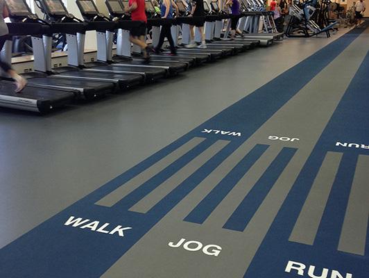Cardio Fitness - Kiefer NE - Sports Flooring | Athletic Flooring .