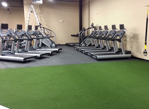Commercial Gym Flooring Buyer's Gui