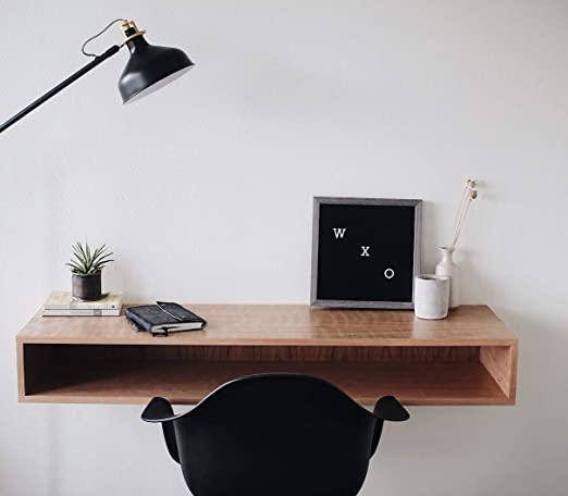 Amazon.com: Floating Cherry Desk: Kitchen & Dini