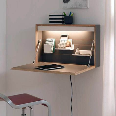 Super Creative floating desk height just on homesable home design .
