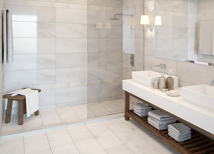 Choosing the Right Walls and Floors Tiles for Your Bathro