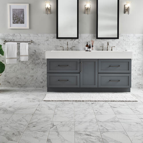 Mohawk® CleanProtect™ 12 x 12 Porcelain Floor and Wall Tile at .