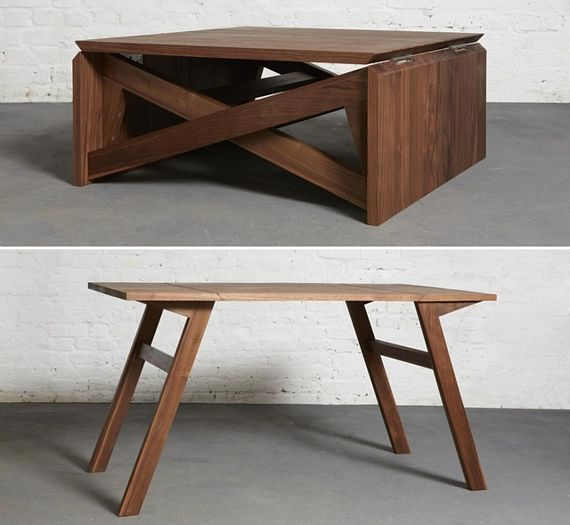 MK1 Coffee Table | Coffee table to dining table, Coffee table .