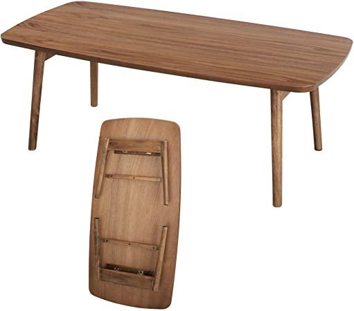 Amazon.com: AZUMAYA Folding Coffee Center Table TAC-229: Furniture .