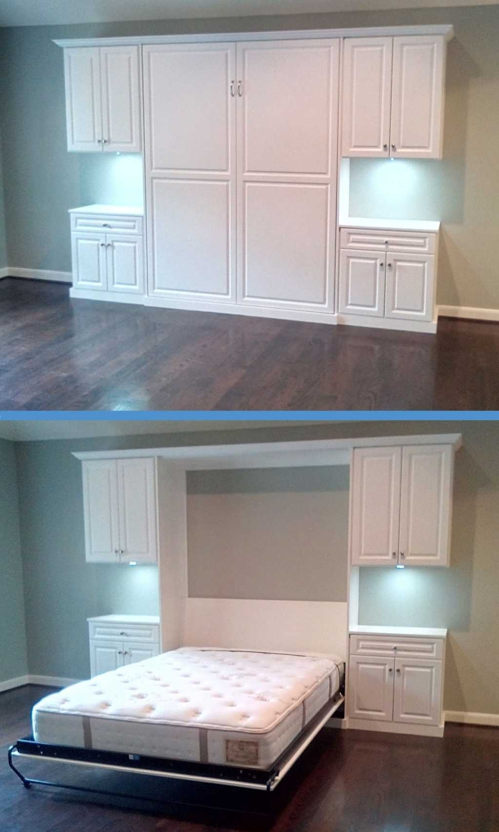 Free Standing Murphy Bed